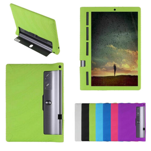 Silicone Case Cover For Lenovo Yoga Tab 3 Pro 10 YT3-X90F/M/L Tablet Shockproof