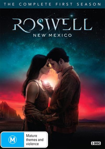 Roswell New Mexico - Season 1 : NEW DVD