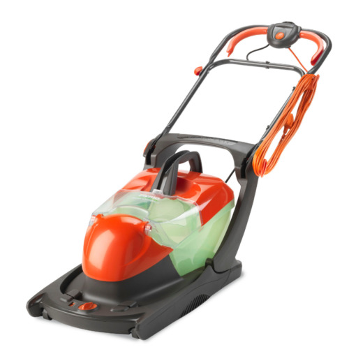 Flymo Glider Compact 330AX Electric Hover Collect Mower, 1700W - Bronze Grade