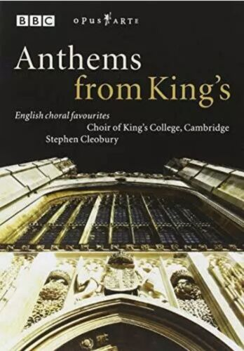 Anthems From King's [DVD] [2010] Region Free