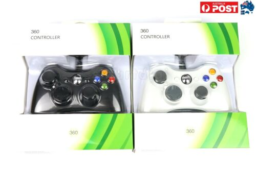Hot Wired Gamepad Game Controller For Microsoft Xbox 360 Windows PC Game Console