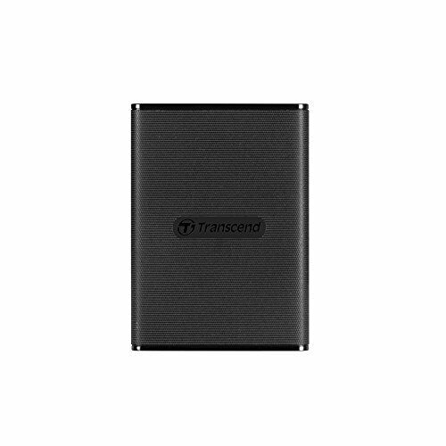 Transcend 960 GB, ESD230C Portable SSD, USB Type-C, USB 3.1 Gen 2, Up to 520 MB