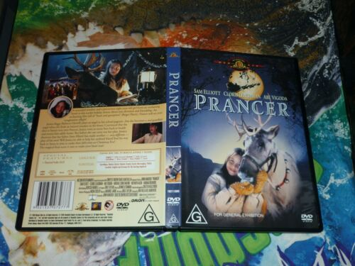PRANCER (DVD , G) (152745 K)
