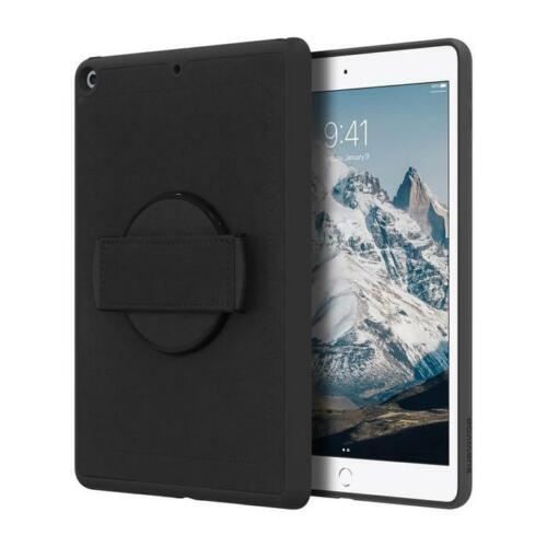"Griffin Survivor AirStrap Hand Strap 360 Shockproof Case for iPad 10.2"" 7th Gen"