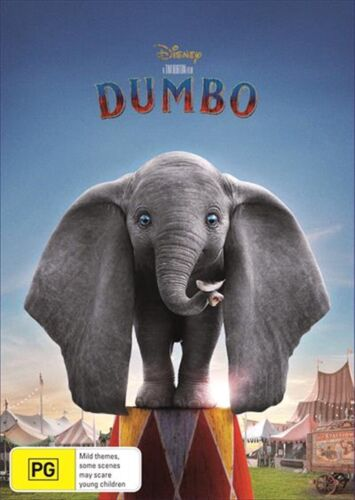 Dumbo (2019) NEW DVD