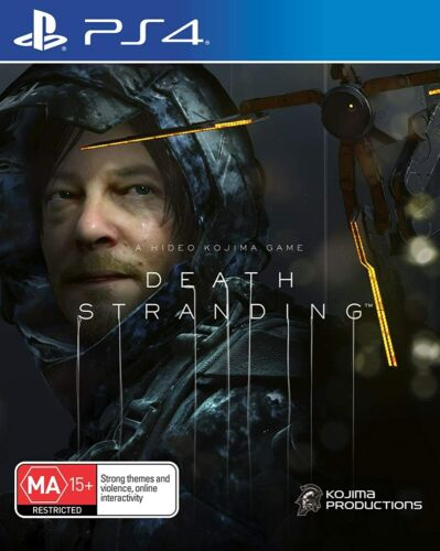 BRAND NEW & SEALED Death Stranding (PlayStation 4, 2019) Game PS4