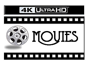 Various 4K ULTRA HD Movies