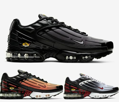 Nike Air Max Plus III TN Tunned 3 100% Authentic New Men's Trainers Sneakers