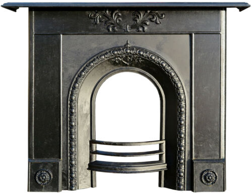 Camino ferro ghisa nostra produzione-Wrougth iron fireplace our production 11862