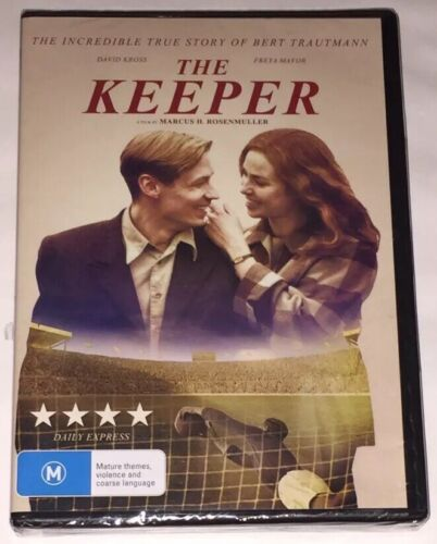 🆕 THE KEEPER DVDR4