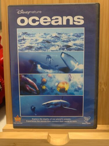 Disneynature: Oceans (2010, DVD) Region 1 Rare