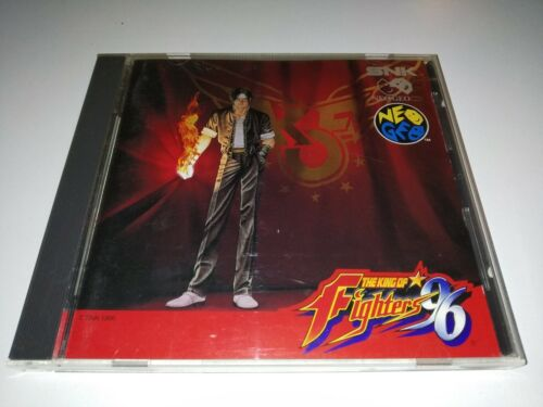 THE KING OF FIGHTERS 96 Neo Geo CD  JAPAN