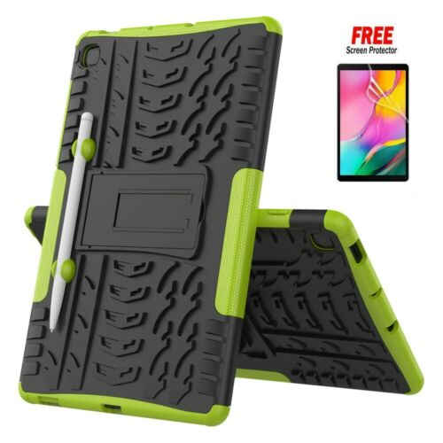 """Hybrid Shockproof Stand Case Cover For Samsung Tab S6 Lite 10.4"""" P610 P615 AU"""