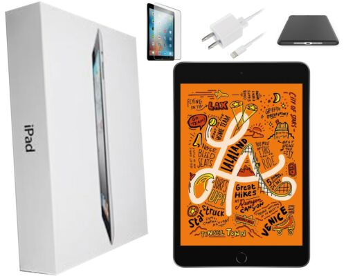Apple iPad 5th Gen. 32GB, Wi-Fi Only, 9.7-inch, Space Gray, Plus Bundle Included