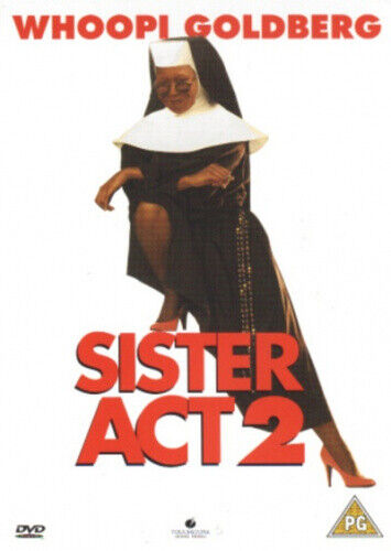 Sister Act 2 - Back in the Habit [Region 2] - DVD - New - Free Shipping.