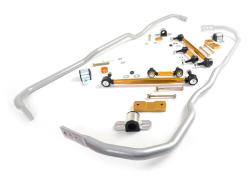 Whiteline BWK004 Front & Rear Sway bar vehicle kit