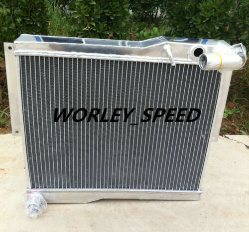 Brand New Aluminum Radiator for MG MGB GT //Roadster 77-80 2 Row Manual 78 79 MT
