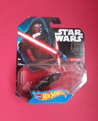 HOT WHEELS - STAR WARS - KYLO REN  - VOITURE - REF 8090