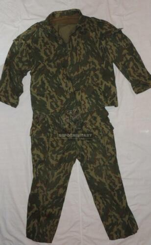 1997 SLAVYANKA VSR-93 RUSSIAN ARMY SPETSNAZ FSB ALPHA UNIFORM MILITARY SUITOriginal Period Items - 156451