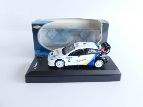 SOLIDO  1/43 VOITURE FORD FOCUS WRC 2003.