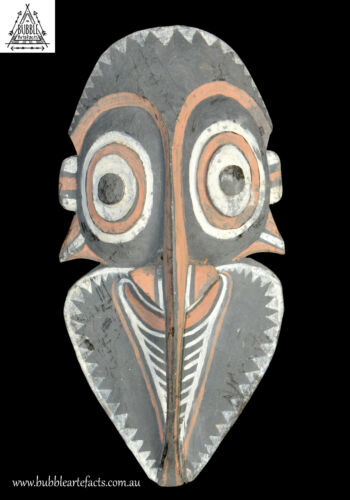 Ancestor Spirit House Mask, Blackwater, PNG, Papua New Guinea, Oceanic