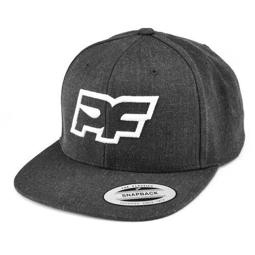PF GRAYSCALE SNAPBACK HAT - ONE SIZE FITS MOST - PR9829-00