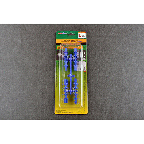 Trumpeter 09982 Holding / Guide pin for silicone mould-L (Blue) Modelling Tool -