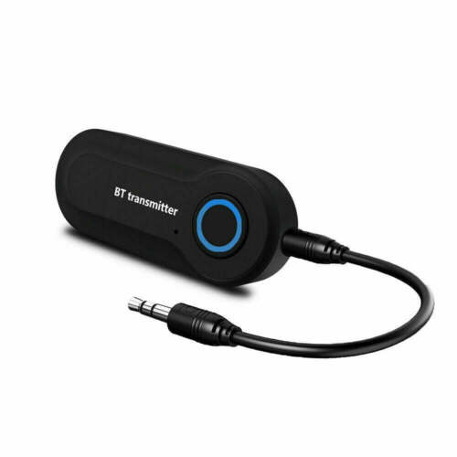 3.5mm Jack Sender Bluetooth 4.2 A2DP Audio Adapter Transmitter For Stereo TV PC