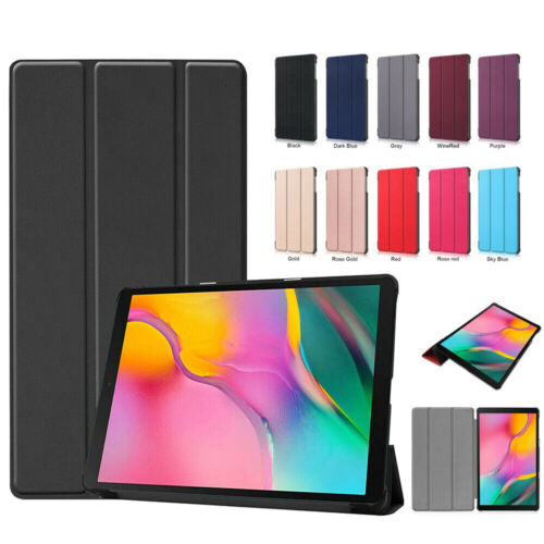 For Samsung Galaxy Tab S7 SM-T870 T875 Slim Magnetic Folding cover Flip Case