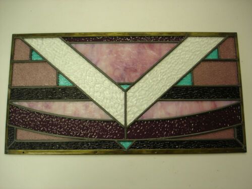1 Beautiful Stained glass window Huge Made By A Master Highest Quality (4)