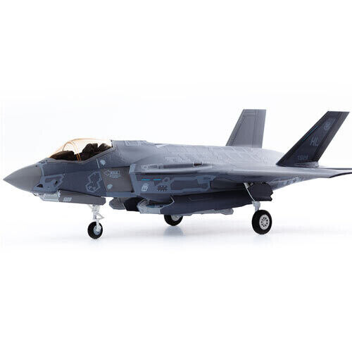 """Academy 12561 1/72 F-35A """"Seven Nation Air Force"""" (Decal variation) Plastic Mode"""