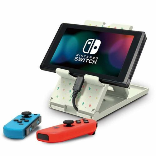Animal Crossing Play Stand Foldable Holder For Nintendo Switch Game Console