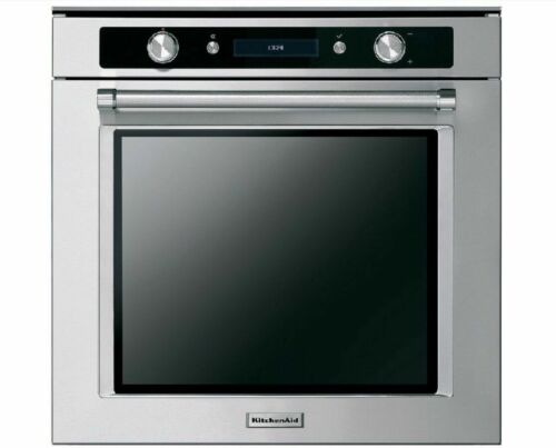 KitchenAid KOHCS 60600 Multifunktionaler Backofen mit Grill 15 Kochmodi 73L A+