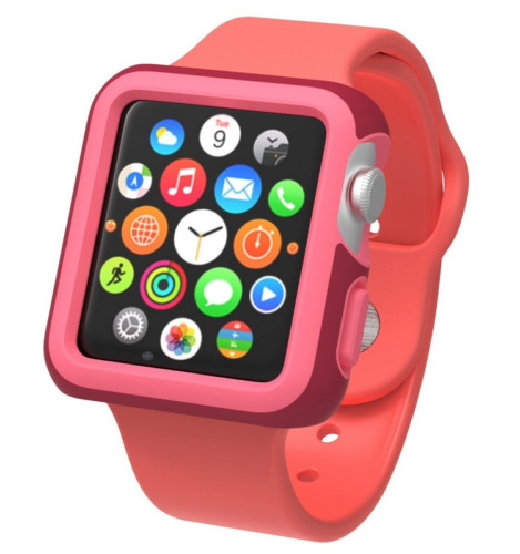 Speck Candyshell Fit - Funda Watch Pink For Smartwatch