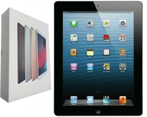 Apple iPad 2 9.7in, Black, 16GB, WiFi Only, Free 2 Day Shipping/Exclusive Bundle