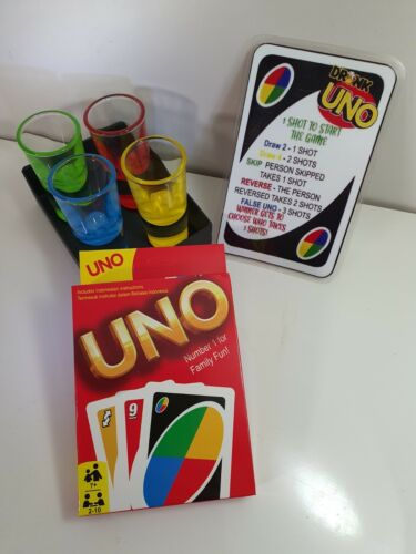 DRUNK UNO GAME