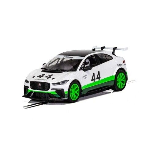 SCALEXTRICTRIC JAGUAR I-PACE GROUP 44 HERITAGE LIVERY - NEW TOOLING 2019 - 57-C4