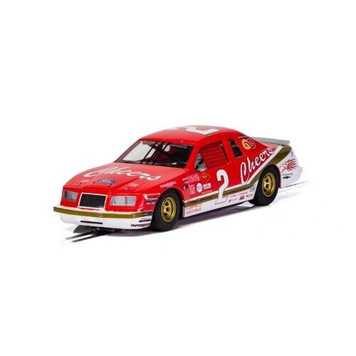 SCALEXTRICTRIC FORD THUNDERBIRD - RED & WHITE - NEW TOOLING 2019 - 57-C4067
