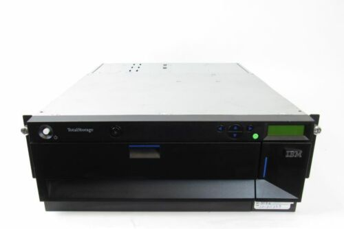 IBM TotalStorage Ultrium Tape Library 3582-L23