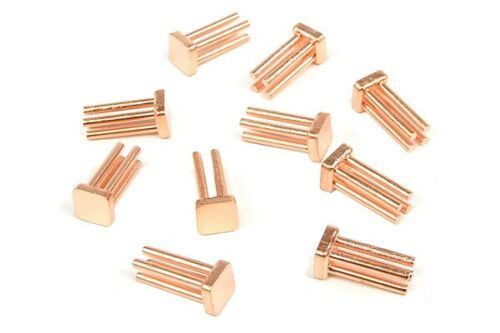 Enzotech MOS-C1 Forged Copper Mosfet Heatsink - 10pack - 6.5mm x 6.5mm x (H)12mm