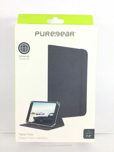 PureGear Universal Tablet Folio for all 7 & 8inch Tablets AU Sellers GENUINE