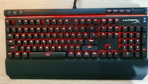 Kingston HyperX Alloy FPS Pro Red LED Mechanical Gaming Keyboard Cherry MX Blue