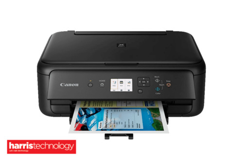 Canon Pixma Home TS5160 Ideal All-in-One Printer with WiFi
