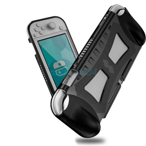 NEW TPU Shockproof Protection With Grip Case Cover For Nintendo Switch Lite