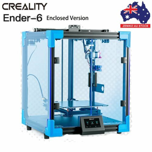 AU Creality New Core-XY Ender-6 Enclosed Version 3D Printer Silence Mainboard