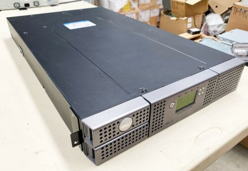 Used | Dell PowerVault TL2000 Tape Library | No Tapes in Great Condition