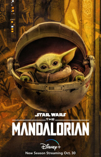 """The Mandalorian ( 11"""" x 17"""" ) Movie Collector's Poster Print - (T7)  B2G1F"""