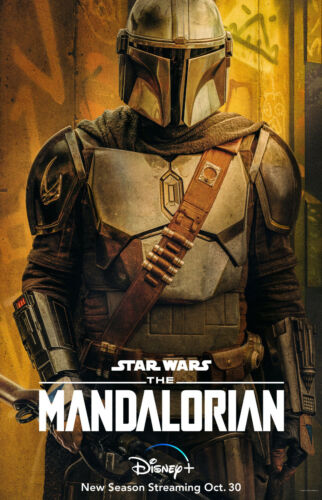 """The Mandalorian ( 11"""" x 17"""" ) Movie Collector's Poster Print - (T8)  B2G1F"""
