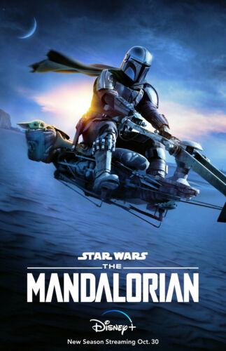 """The Mandalorian ( 11"""" x 17"""" ) Movie Collector's Poster Print - (T9)  B2G1F"""