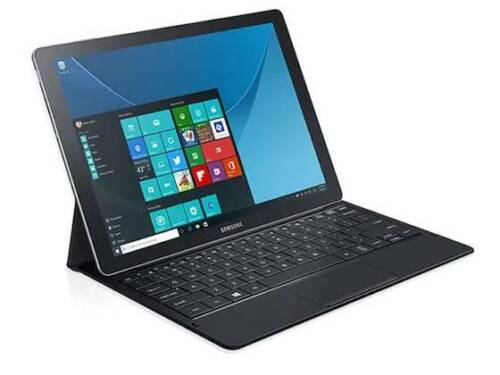 Samsung Galaxy TabPro S LTE 128GB Windows 10 Tablet Laptop 4G/3G